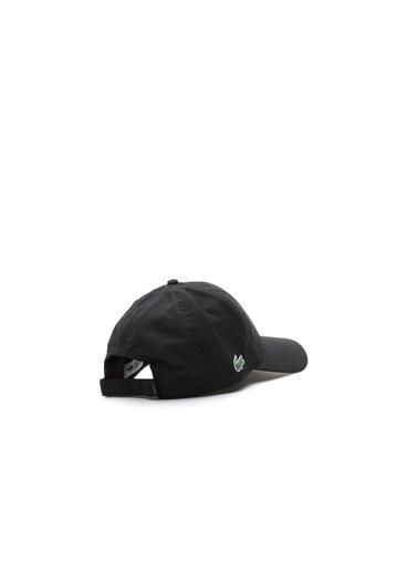 Lacoste Şapka Siyah